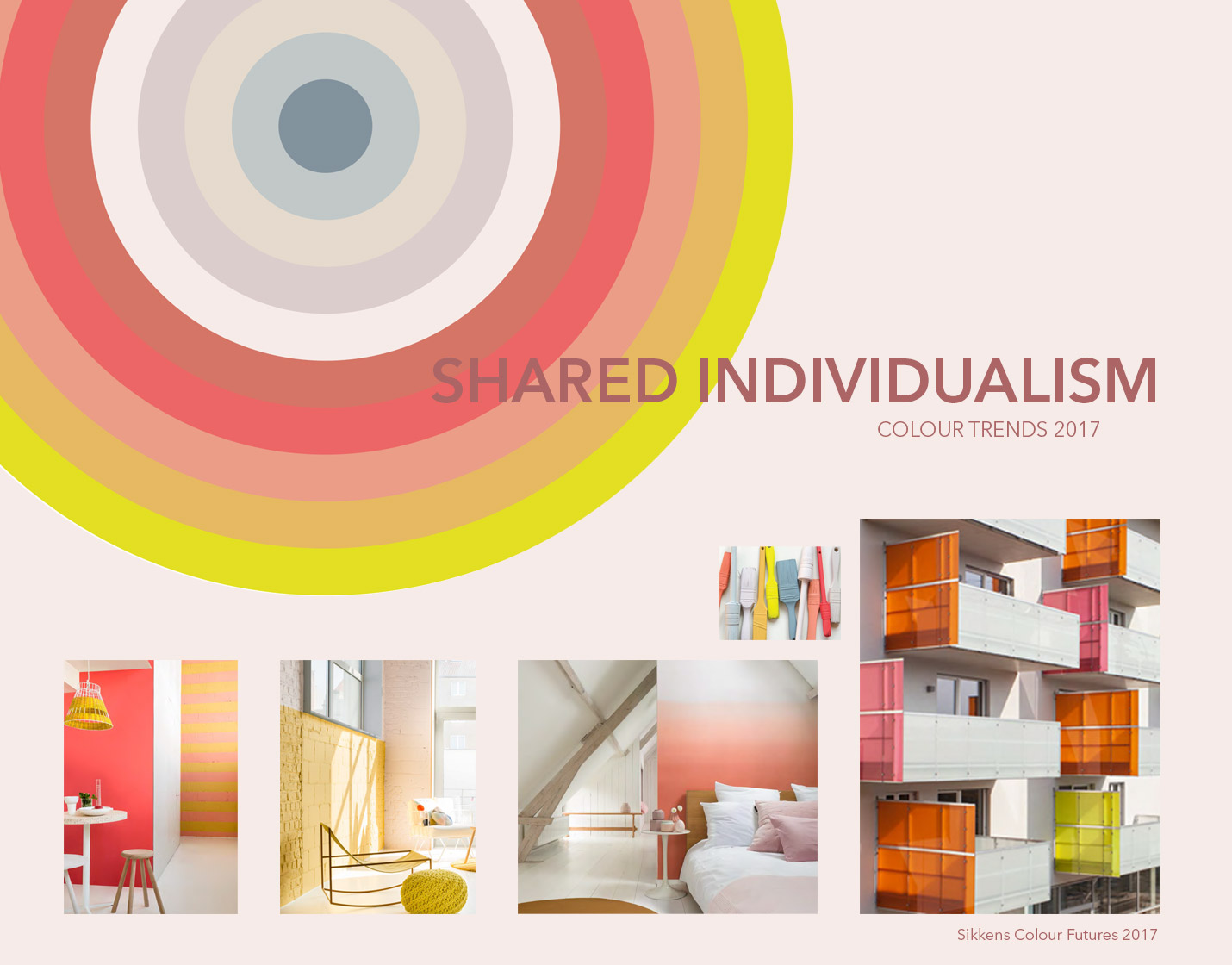 Archicolour - Shared Individualism