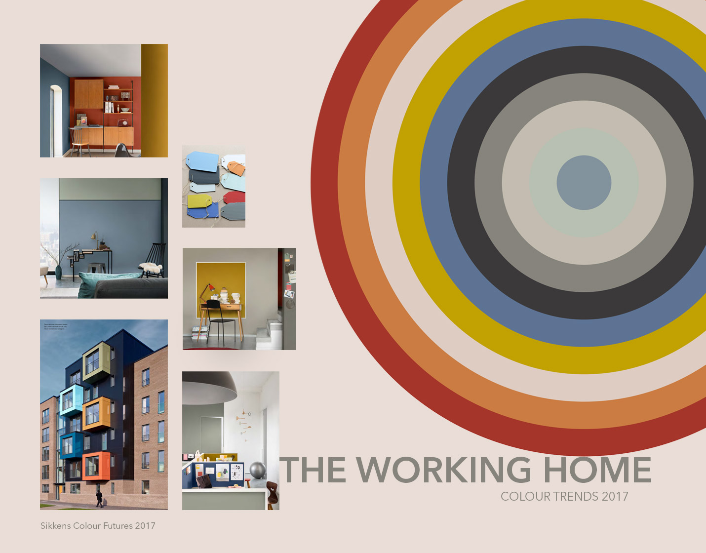Archicolour - The Working Home